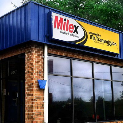 Mr. Transmission/Milex Opens Newest Location in Winston-Salem