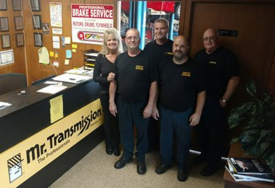 Susan Trumble – Mr. Transmission Franchisee of the Year